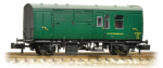373-362A Farish BR Mk1 Horse Box (SR) Green